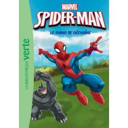 Spider-Man - Tome 04 - Le Rhino se déchaîne