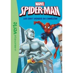 Spider-Man - Tome 06 - Les cent visages du caméléon