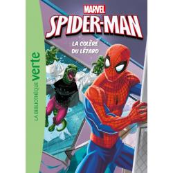 Spider-Man - Tome 07 - La colère du Lézard