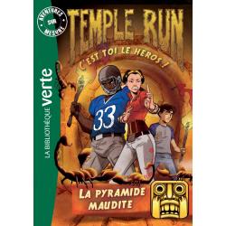Temple Run - Tome 04 - La pyramide maudite