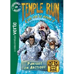 Temple Run - Tome 03 - Panique en Arctique