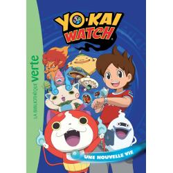 Yo-kai Watch - Tome 01 - Une nouvelle vie