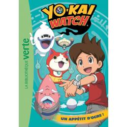 Yo-kai Watch - Tome 05 - Un appétit d'ogre !