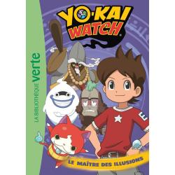 Yo-kai Watch - Tome 06 - Le maître des illusions
