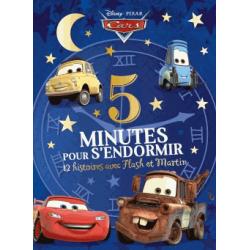 5 minutes pour s'endormir - 12 histoires avec Flash et Martin
