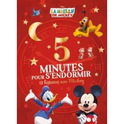 5 minutes pour s'endormir - 12 histoires avec Mickey