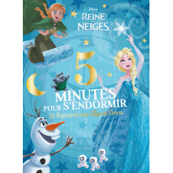 La Reine des Neiges - 12 histoires avec Elsa et Anna