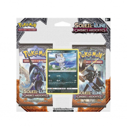Pack 2 boosters Pokémon SL03 Ombres ardentes