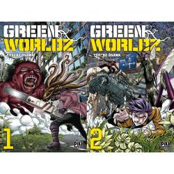 Green Worldz Tomes 1 et 2