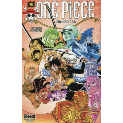 One Piece - Tome 76 - Poursuis ta route !