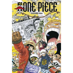 One Piece - Tome 70 - Doflamingo sort de l'ombre