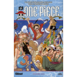 One Piece - Tome 61 - À l'aube d'une grande aventure vers le nouveau monde