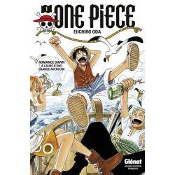 One Piece - Tome 01 - À l'aube d'une grande aventure