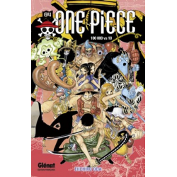 One Piece - Tome 64 - 100000 vs 10
