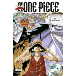 One Piece - Tome 10 - Ok, let's stand up !