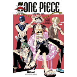 One Piece - Tome 11 - Le plus grand bandit d'east blue