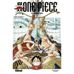 One Piece - Tome 15 - Droit devant !!