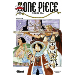 One Piece - Tome 19 - Rébellion