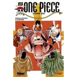 One Piece - Tome 20 - Bataille décisive à alubarna