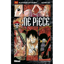 One Piece - Tome 50 - De nouveau face au mur