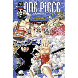 One Piece - Tome 40 - Gear