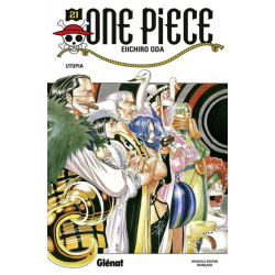 One Piece - Tome 21 - Utopia