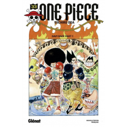 One Piece - Tome 33 - Davy back fight