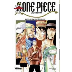 One Piece - Tome 34 - Water seven, la cité sur l'eau