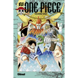 One Piece - Tome 35 - Capitaine