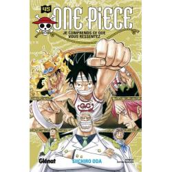 One Piece - Tome 45 - Je comprends ce que vous ressentez