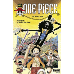 One Piece - Tome 46 - Aventure sur l'île fantôme
