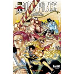 One Piece - Tome 59 - La mort de portgas d.ace