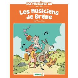 Ma première BD - Les musiciens de Brême