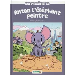 Ma première BD - Anton, l'éléphant peintre
