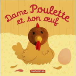 Dame Poulette et son œuf