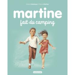 Martine - Martine fait du camping