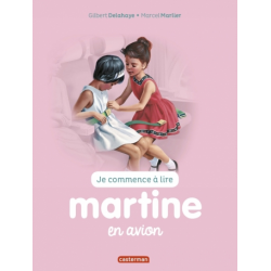 Martine : Je commence à lire - Martine en avion