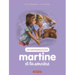 Martine : Je commence à lire - Martine et la sorcière