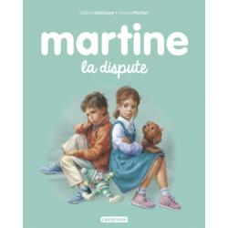 Martine - Martine, la dispute