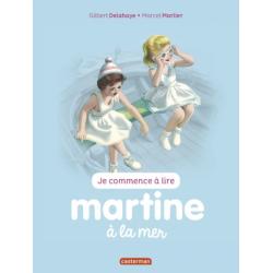 Martine : Je commence à lire - Martine à la mer
