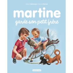 Martine - Martine garde son petit frère