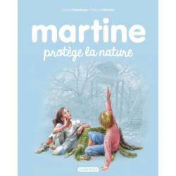Martine - Martine protège la nature