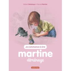 Martine : Je commence à lire - Martine déménage