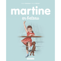 Martine - Martine en bateau