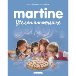 Martine - Martine fête son anniversaire