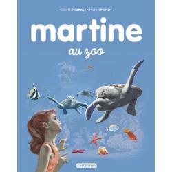 Martine - Martine au zoo
