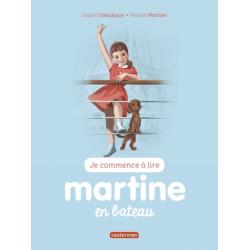 Martine : Je commence à lire - Martine en bateau