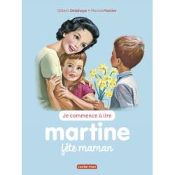 Martine : Je commence à lire - Martine fête maman