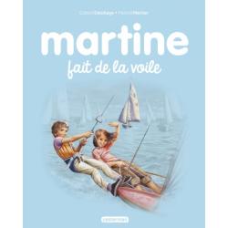 Martine - Martine fait de la voile