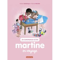 Martine : Je commence à lire - Martine en voyage